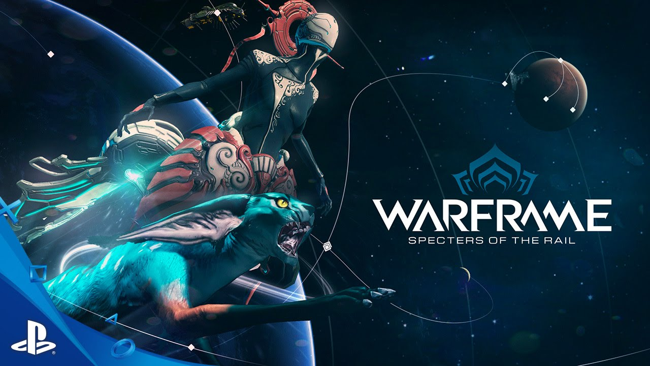 Warframe - Specters of the Rail Trailer