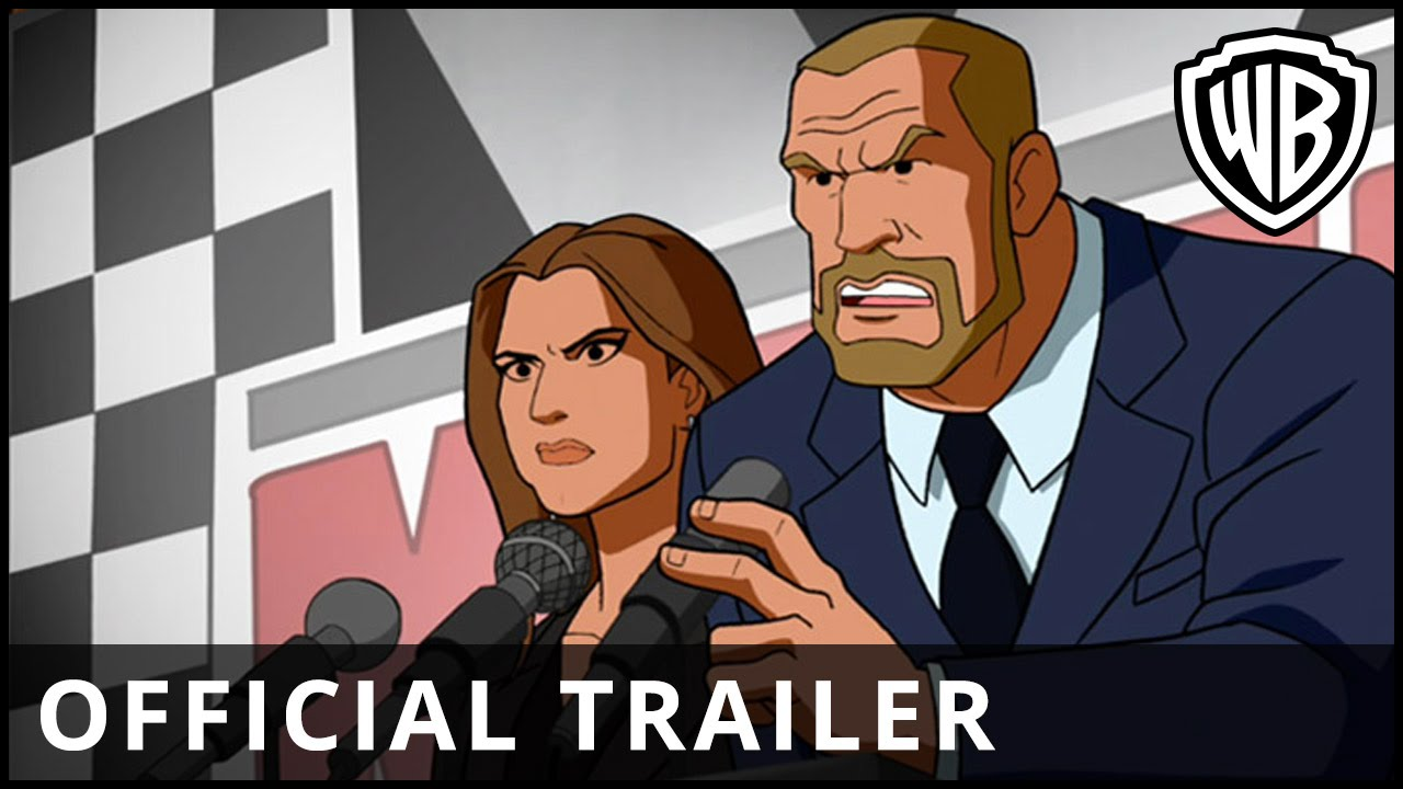 Scooby-Doo! and WWE: Curse of the Speed Demon - Official Trailer
