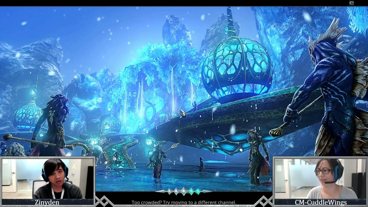 Guardians of Icarus Livestream - Blight of the Frost Keep