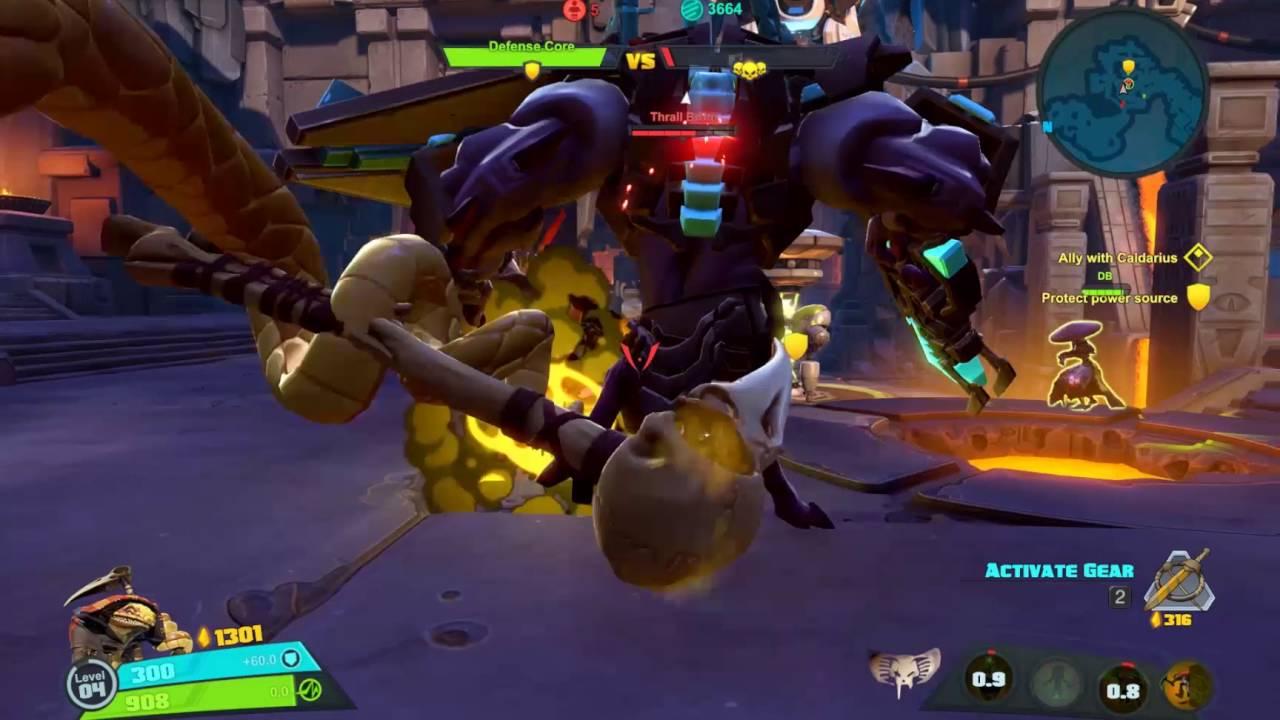 Battleborn: Pendles Let's Play
