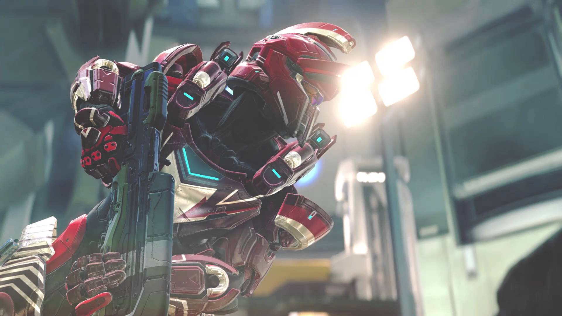 Halo 5: Guardians - Infinity's Armory Launch Trailer