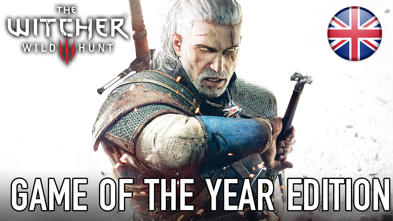 The Witcher 3: Wild Hunt - Game of the Year edition (Launch Trailer)