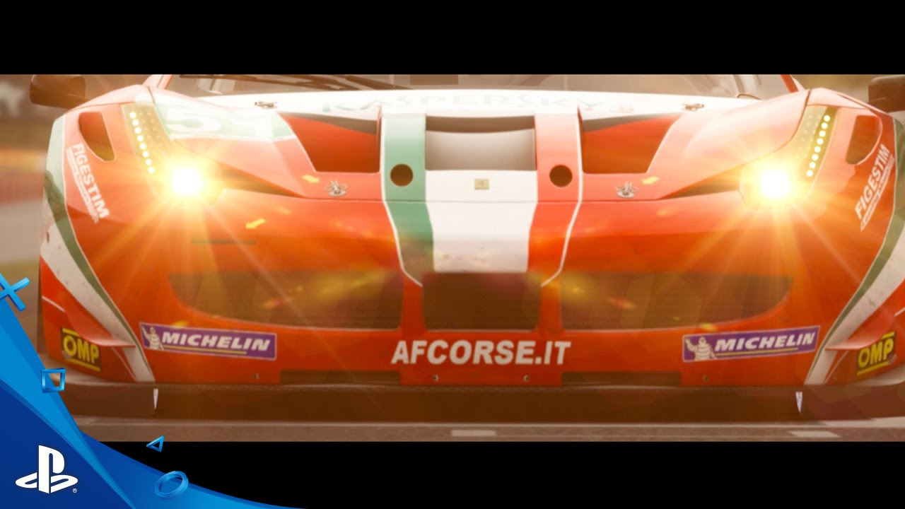 Assetto Corsa - Launch Trailer