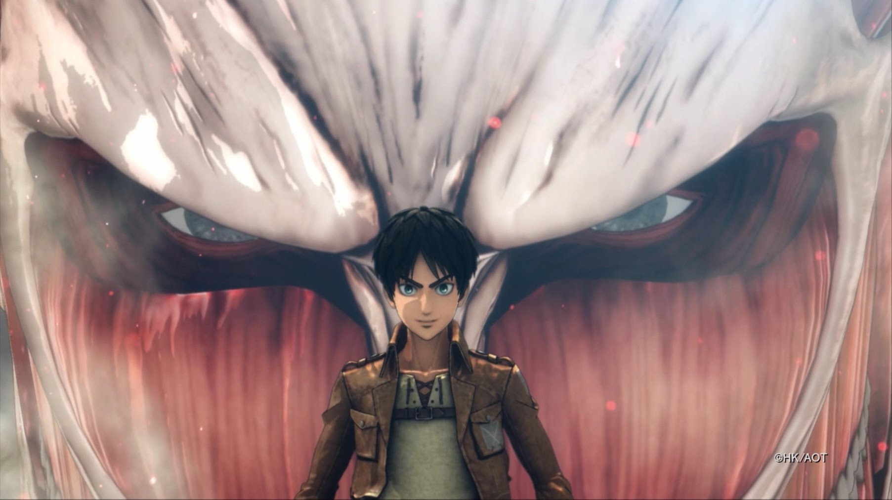 Attack on Titan Launch Trailer