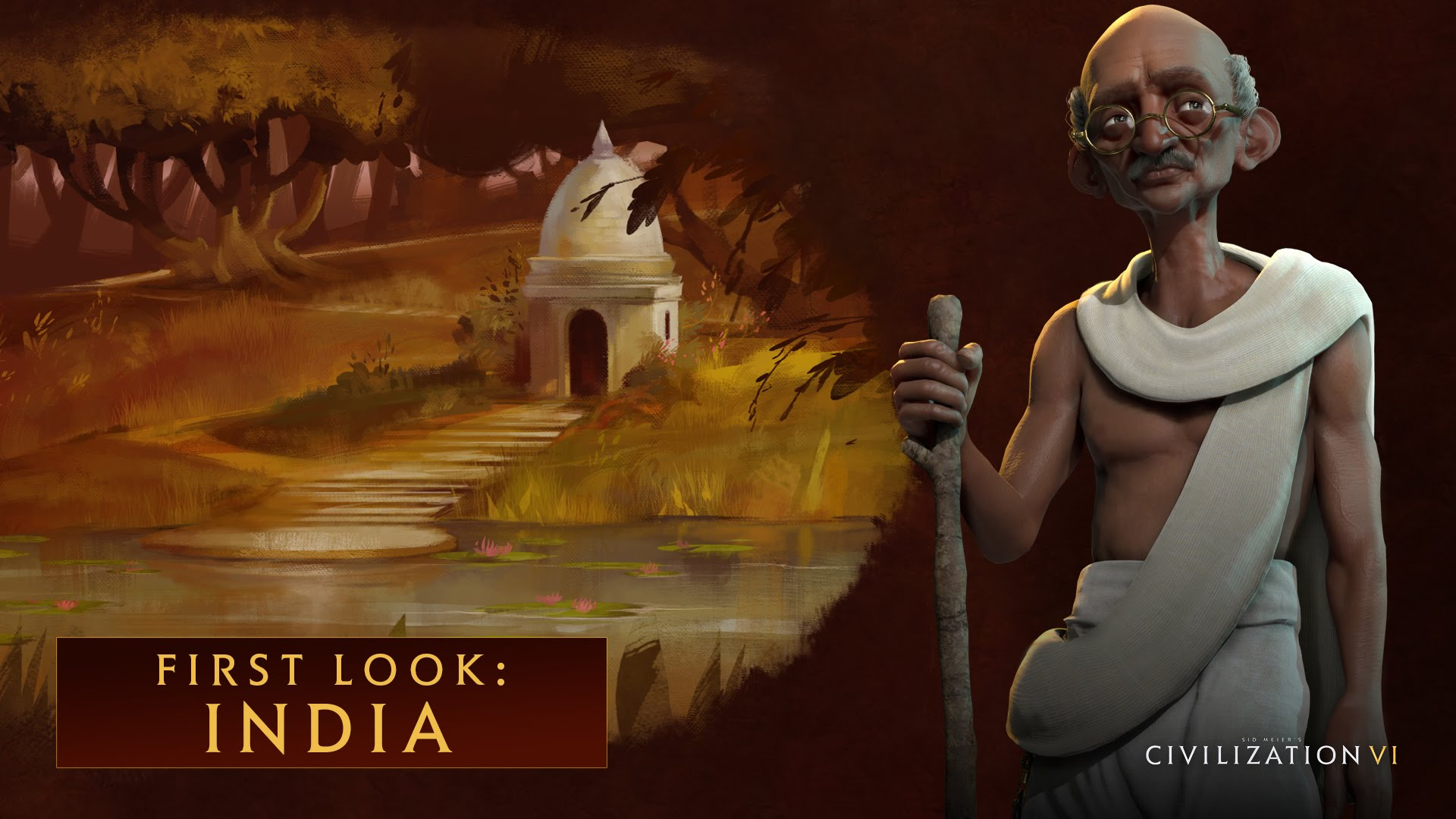 CIVILIZATION VI - FIRST LOOK: INDIA