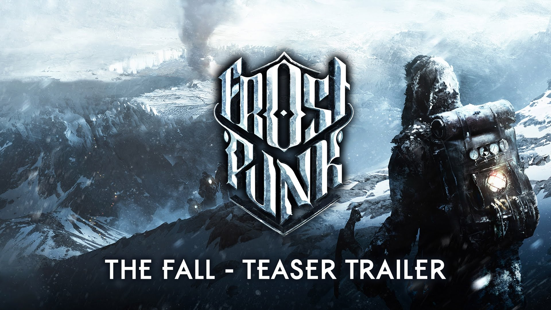 Frostpunk teaser trailer - The Fall