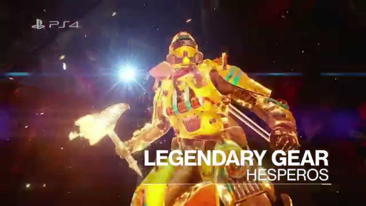 Destiny: The Taken King - Exclusive Content Trailer