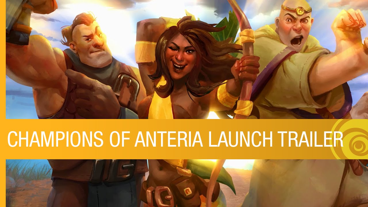 Champions of Anteria - Launch Trailer