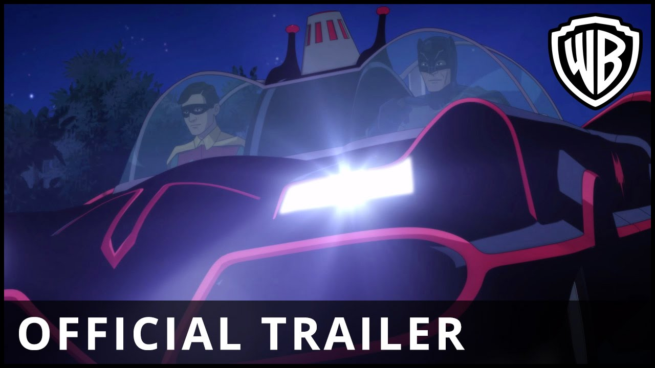 Batman: Return Of The Caped Crusaders - Official Trailer