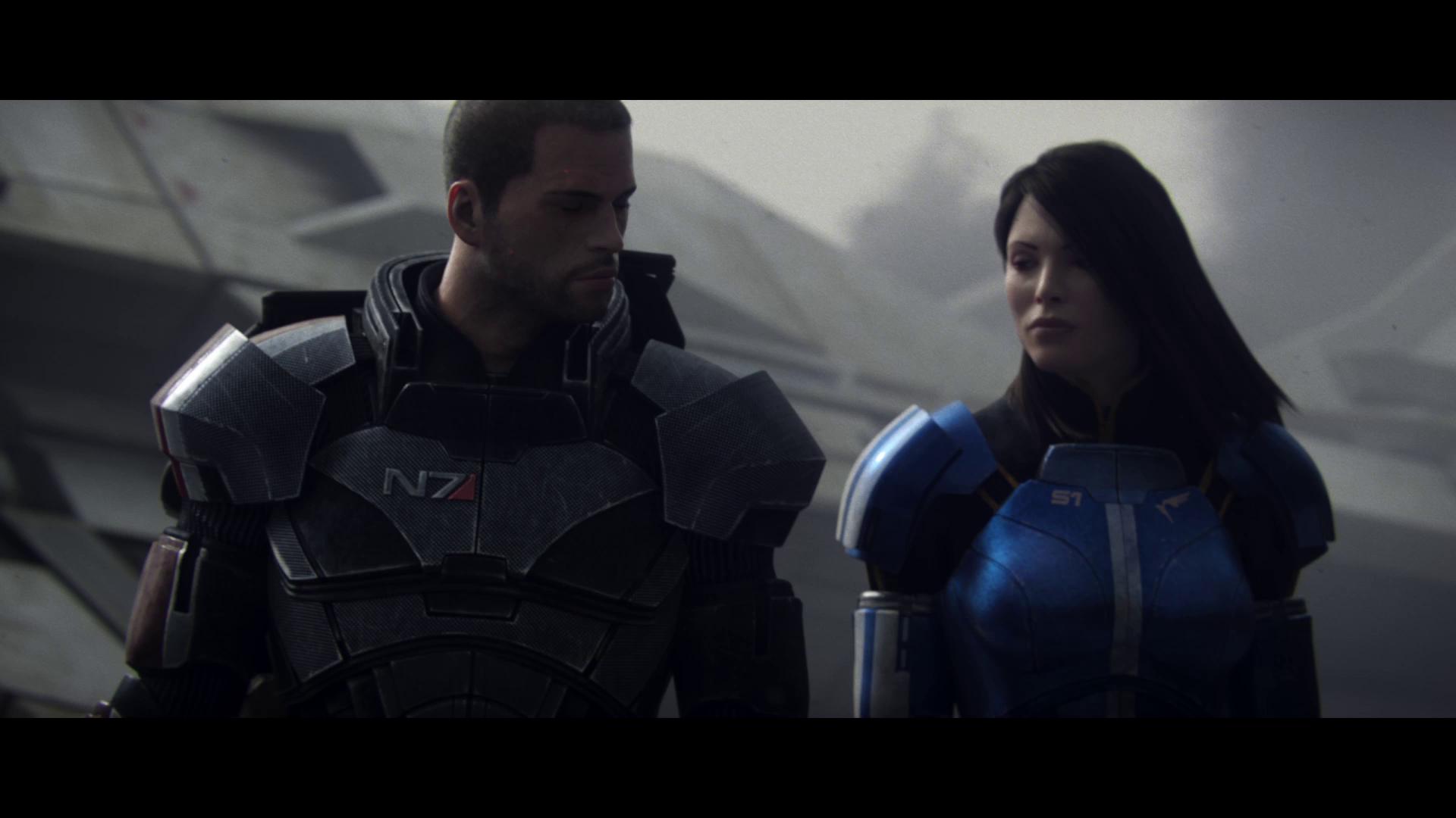 Mass Effect 3 'Take Earth Back' Trailer