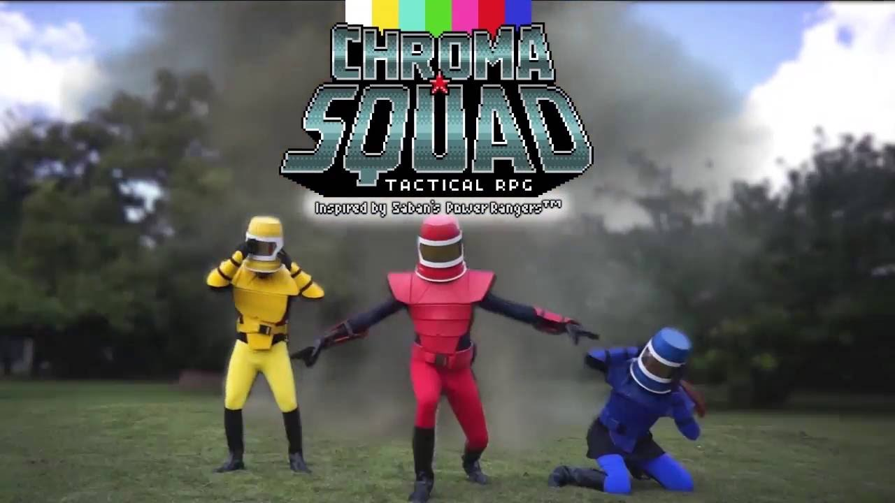 Chroma Squad Announcement Trailer