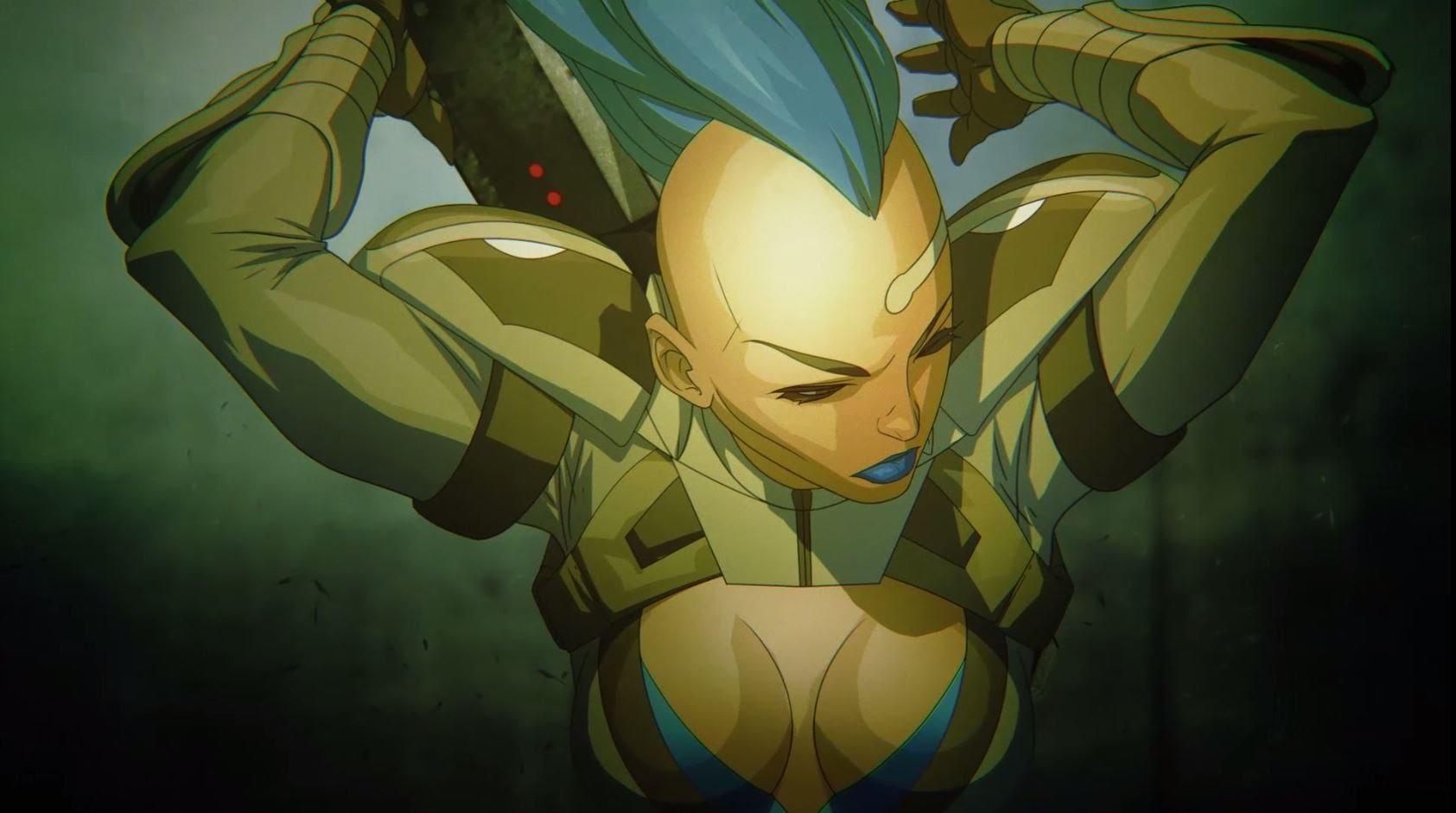 Kill Strain | MEC Trailer
