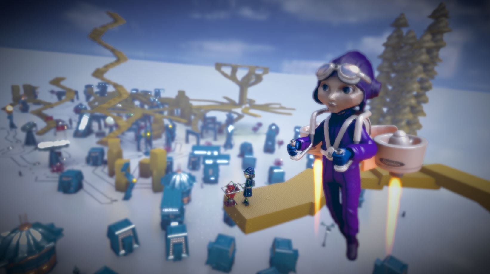The Tomorrow Children | Launch Trailer