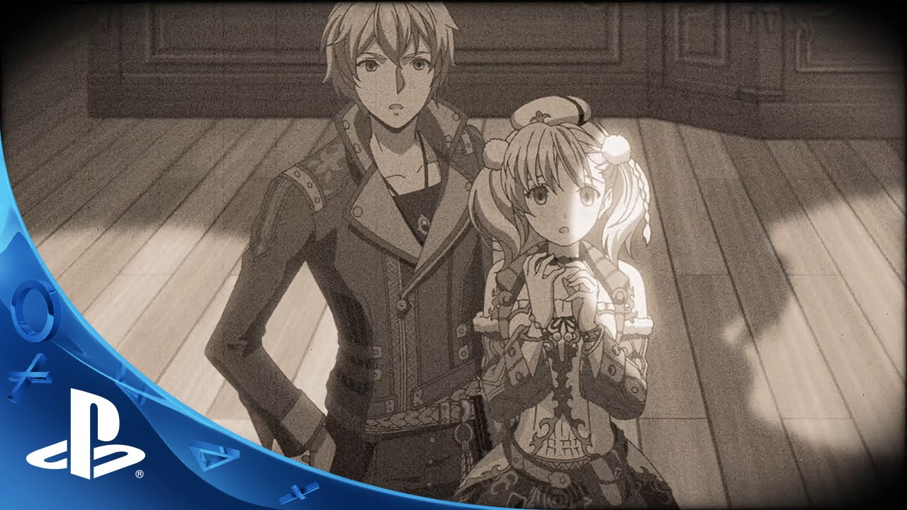 Escha and Logy Plus Trailer | PS Vita