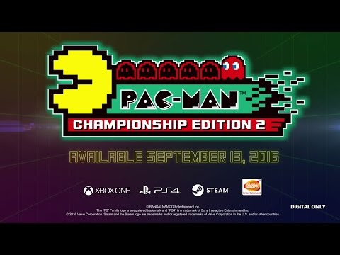PAC-MAN CE 2 - HUNTER vs RUNNER Trailer