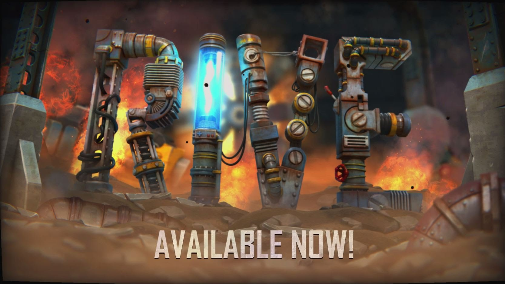 RIVE | Launch Trailer