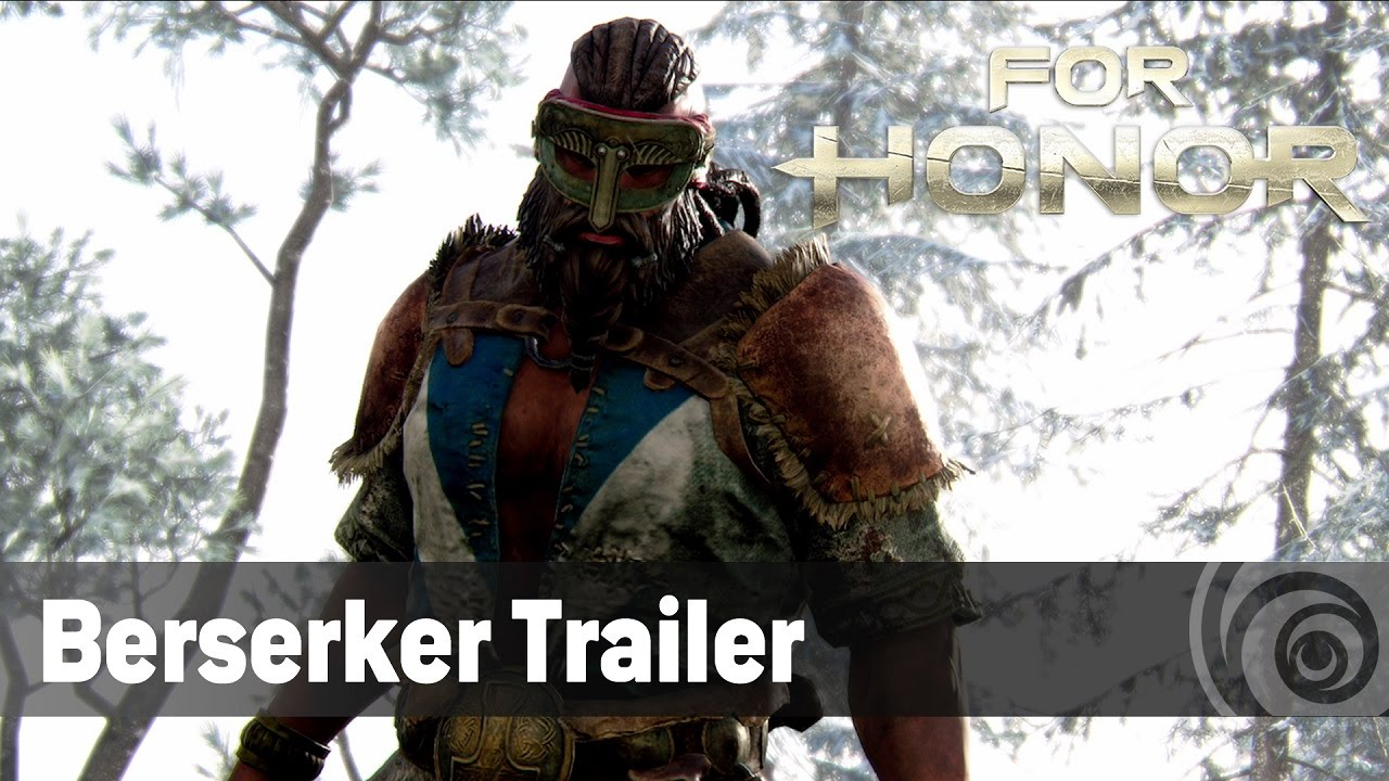 For Honor - Berserker Trailer