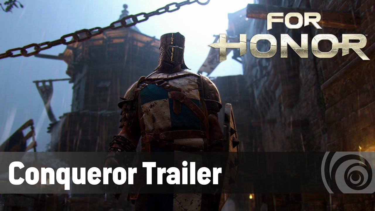 For Honor - Conqueror Trailer