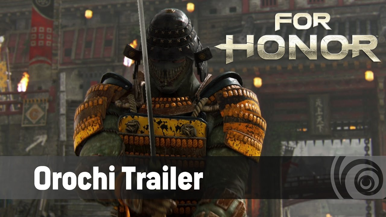 For Honor - Orochi Trailer