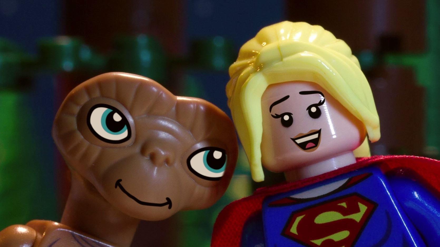 LEGO Dimensions | E.T. Trailer