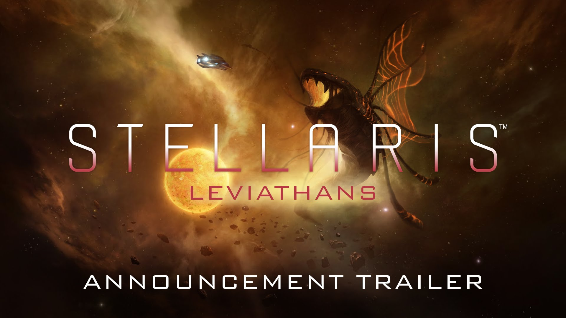 Stellaris: Leviathans Story Pack - Announcement Trailer