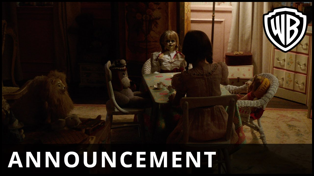 Annabelle 2 - Announcement Trailer