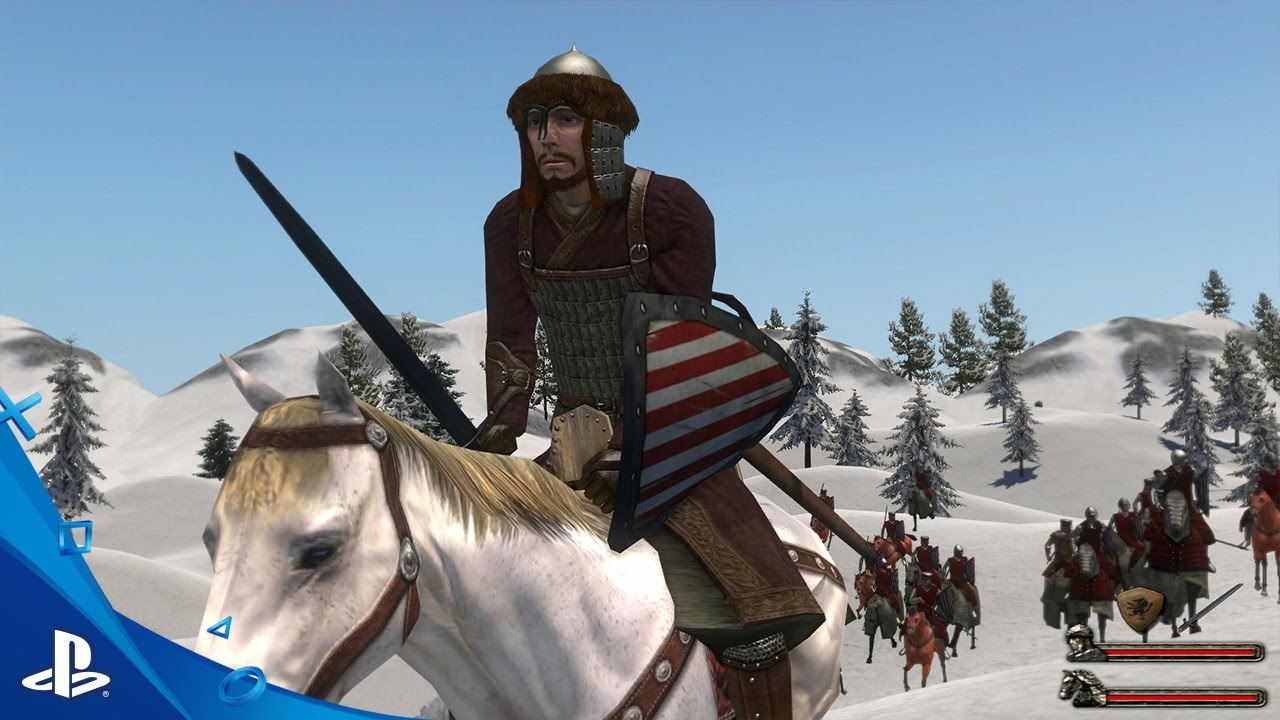 Mount & Blade: Warband - Console Release Trailer
