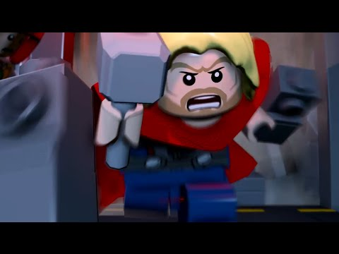 LEGO Marvel Avengers - Launch Trailer