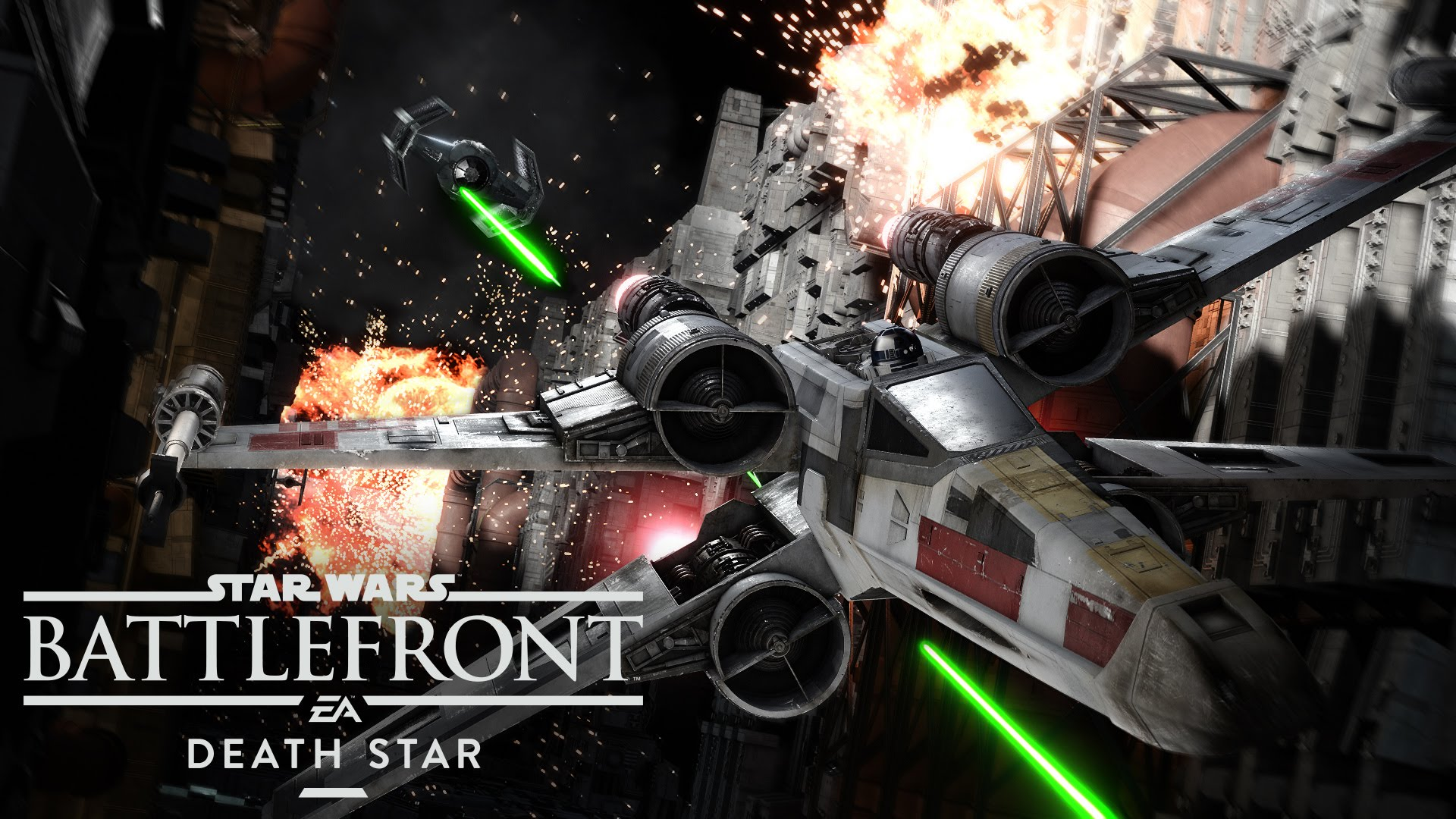 Star Wars Battlefront: Death Star Launch Trailer