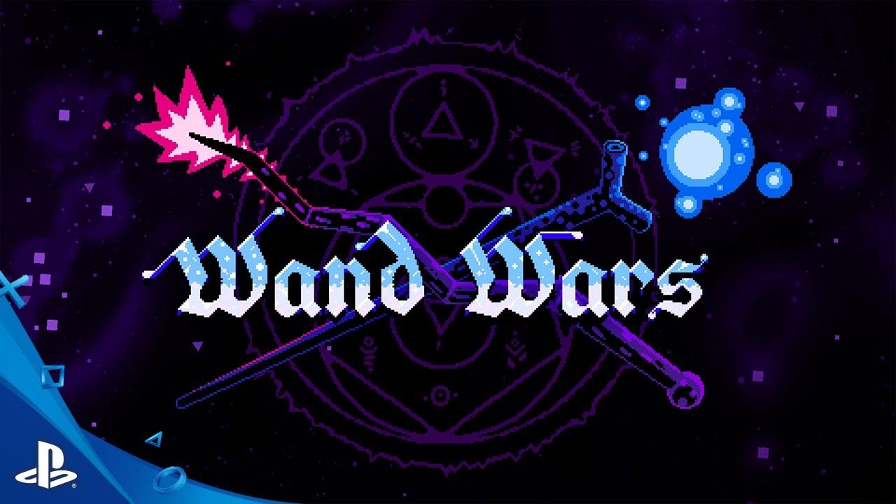 Wand Wars - Gameplay Trailer