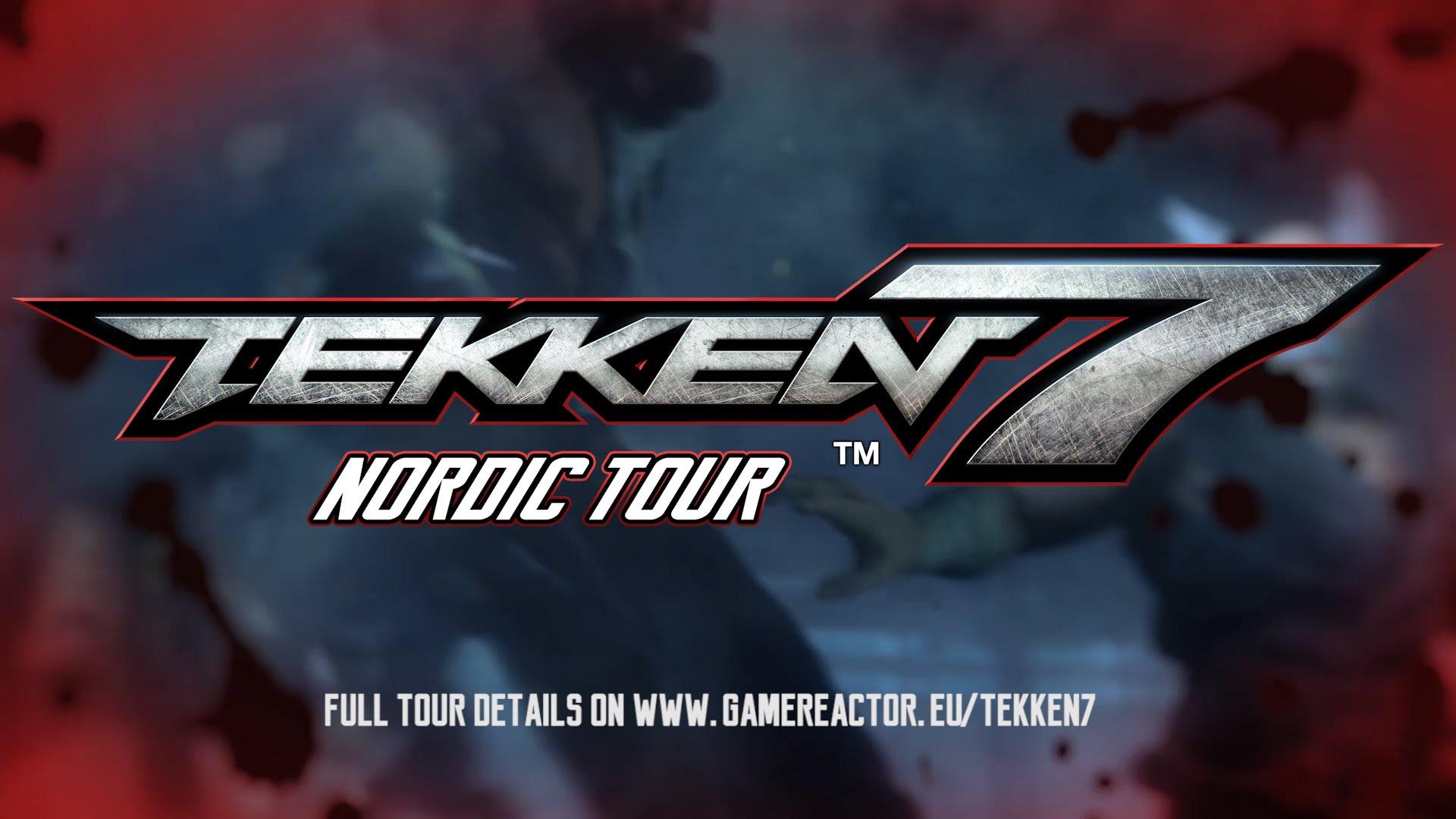 Tekken 7 - Nordic Tour Trailer