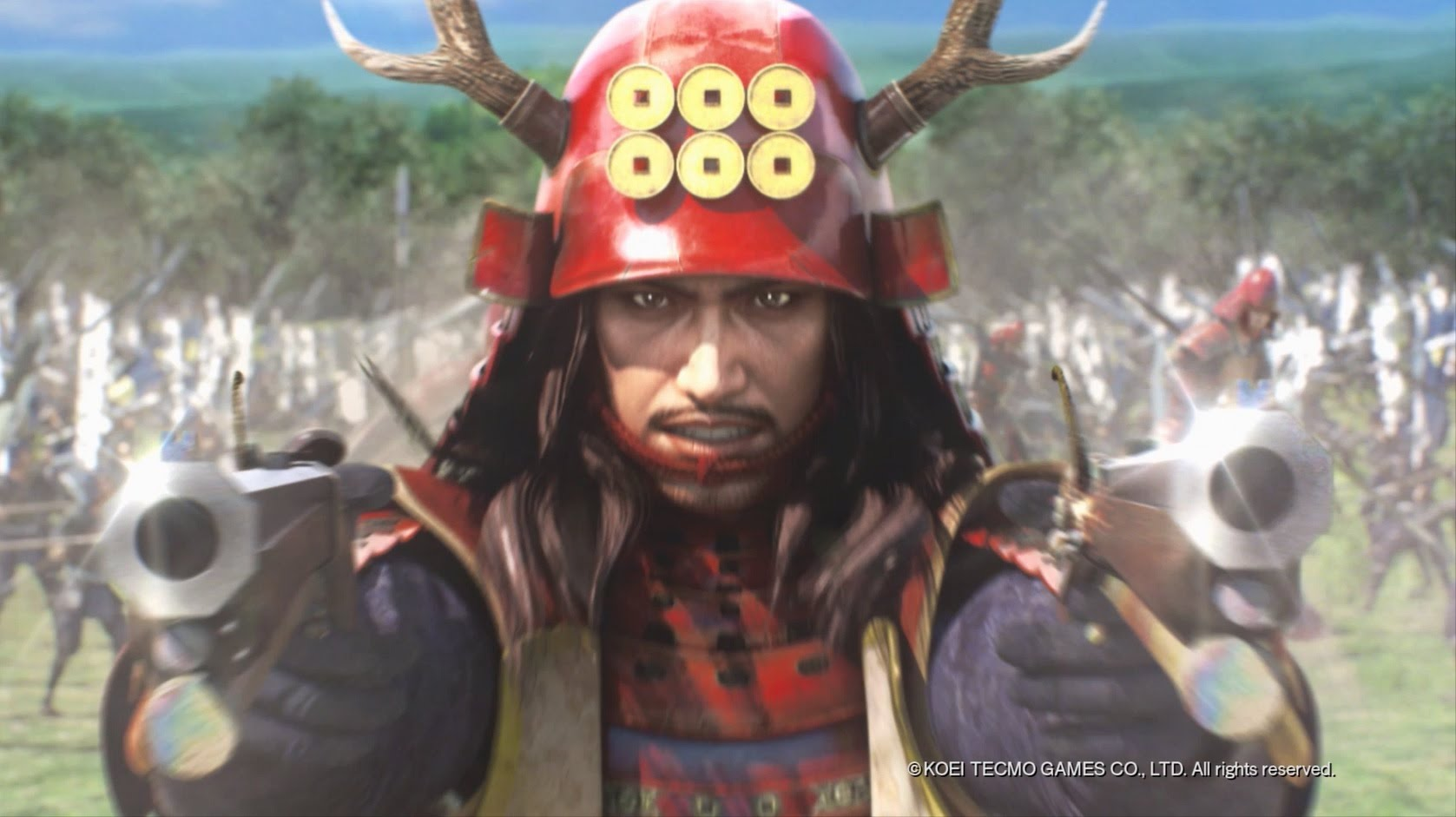 NOBUNAGA'S AMBITION: SPHERE OF INFLUENCE - ASCENSION - OFFICIAL TRAILER