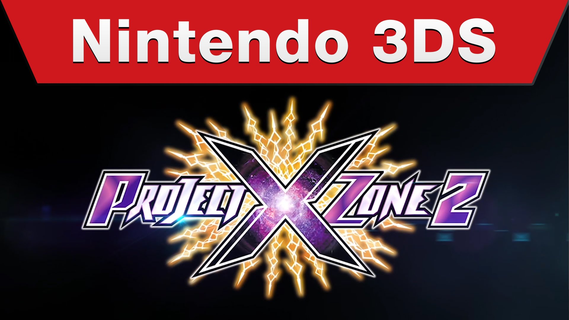 Project X Zone 2 Trailer