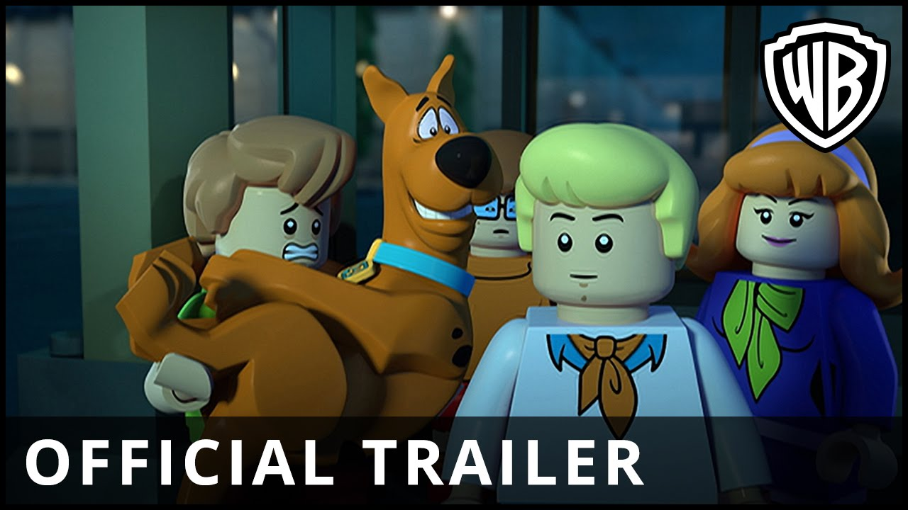 LEGO® Scooby-Doo!: Haunted Hollywood - Official Trailer