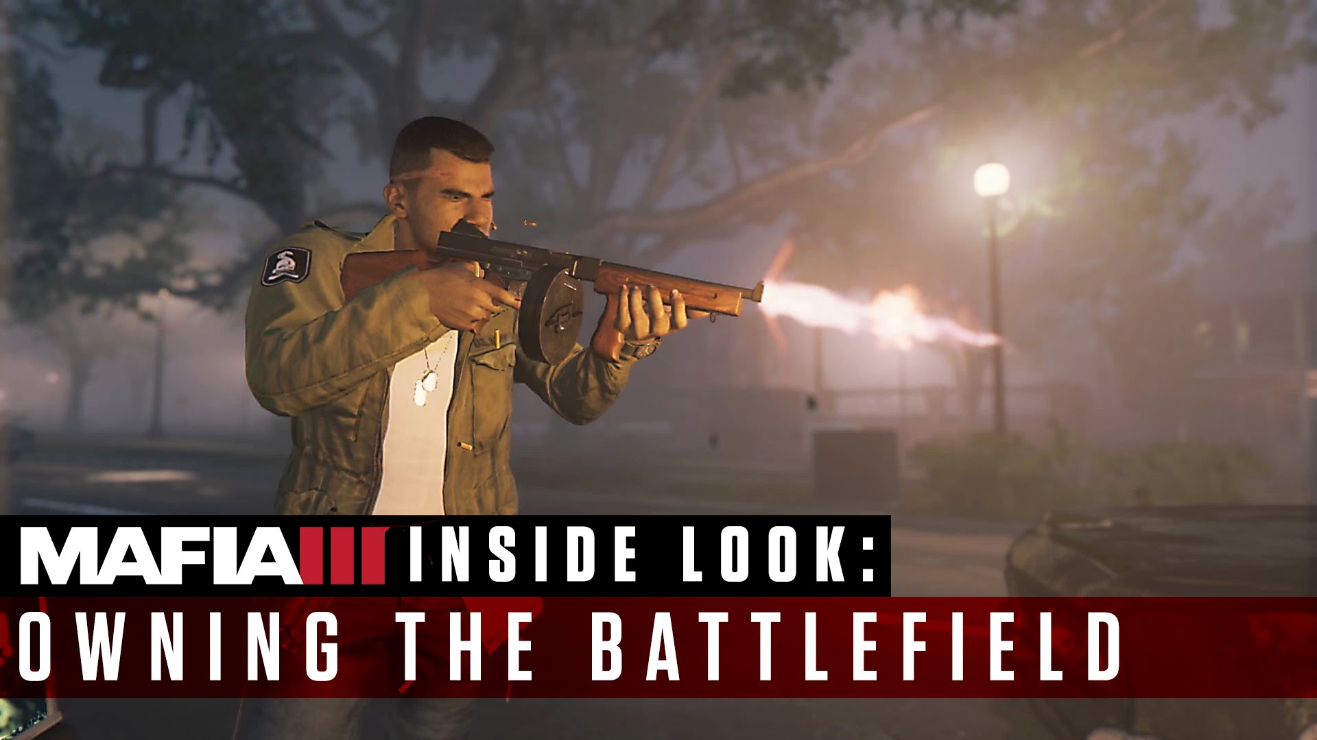 Mafia III - Inside Look - Owning the Battlefield