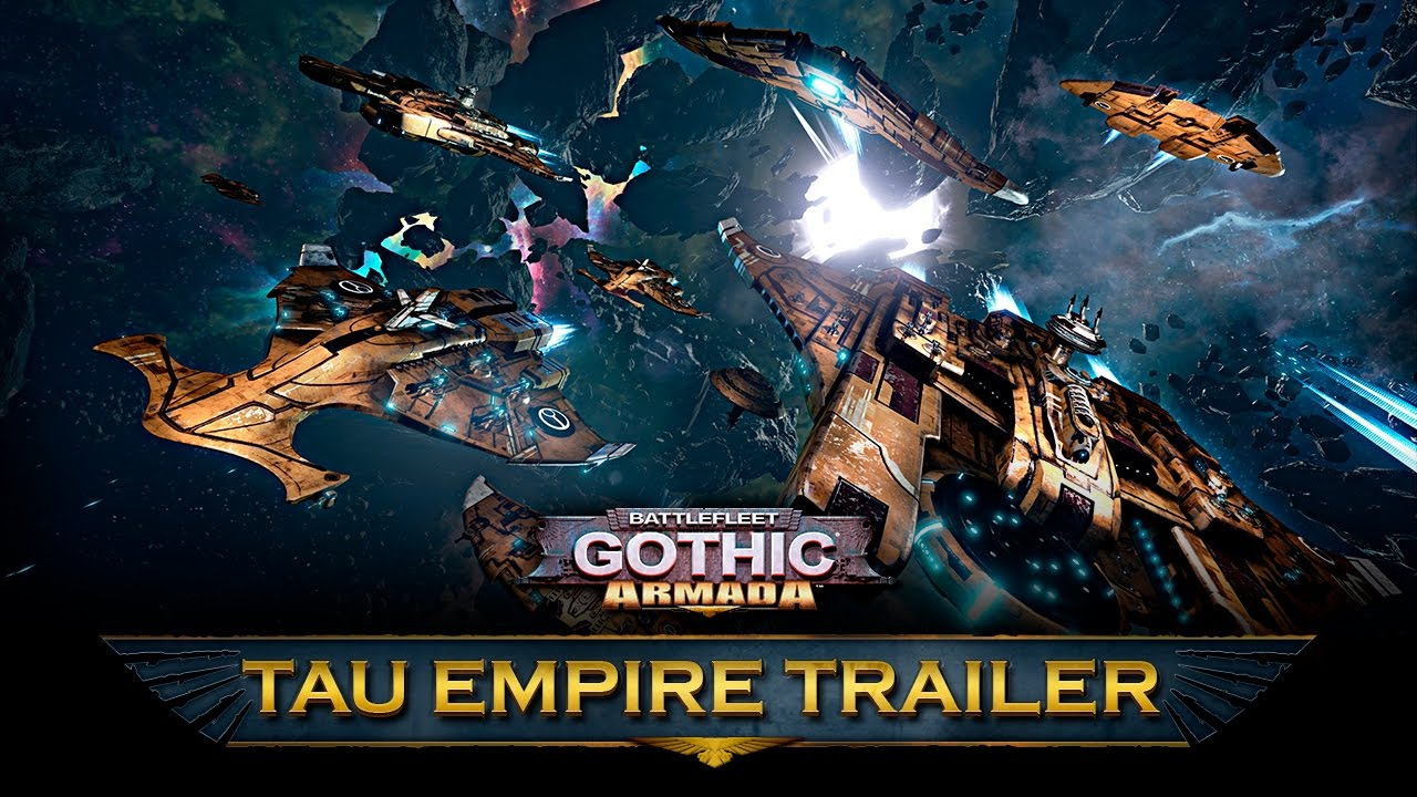 Battlefleet Gothic: Armada - Tau Empire Trailer