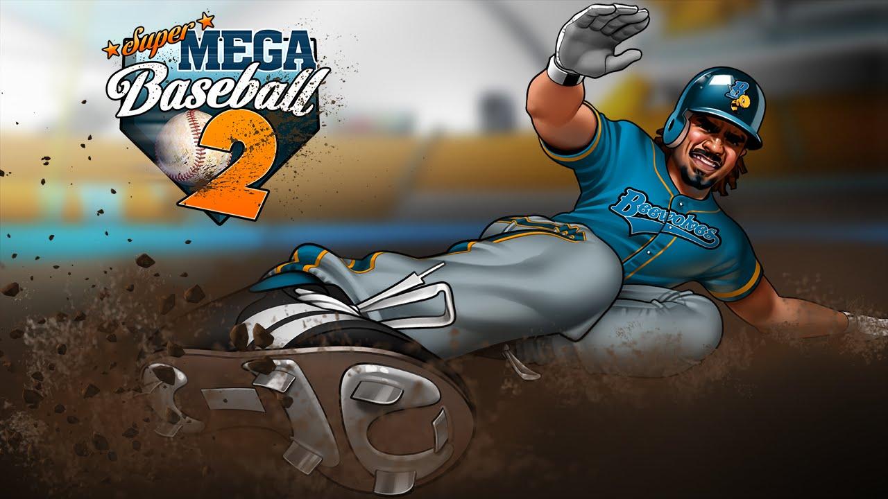 Super Mega Baseball 2 - Teaser
