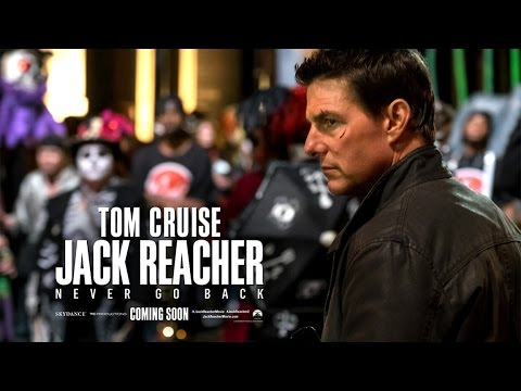 Jack Reacher: Never Go Back | Trailer #2