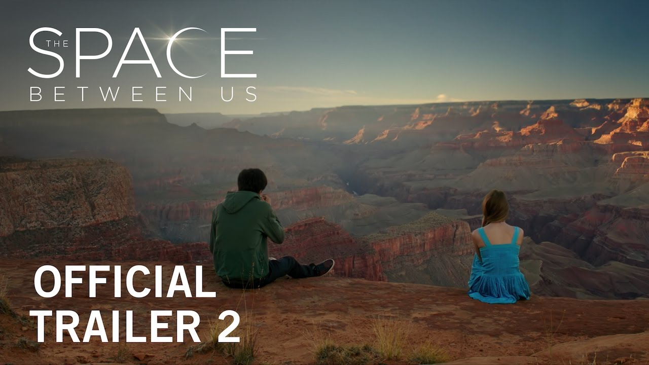 The Space Between Us | Official Trailer 2
