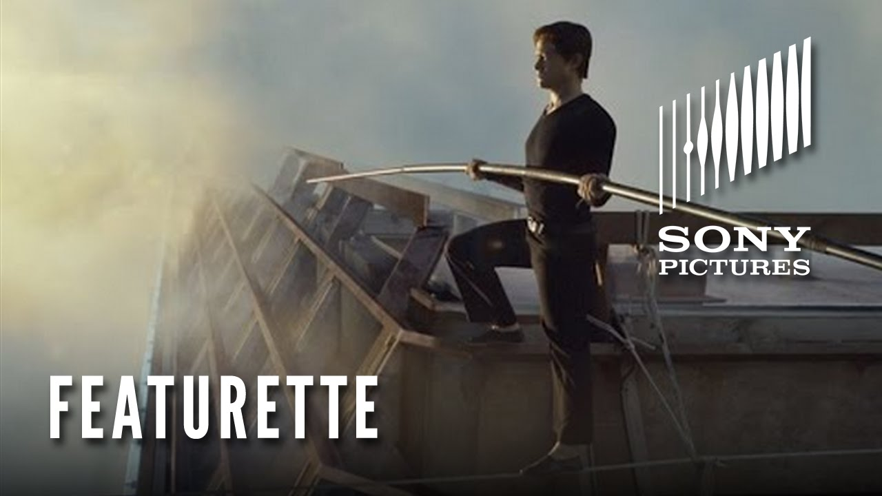 The Walk Featurette: The Science Behind the Walk