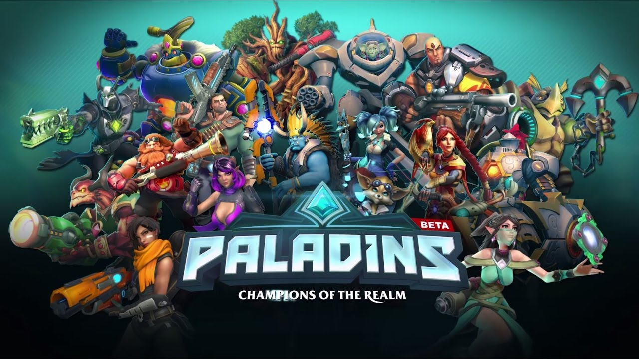 Paladins | Beta Trailer