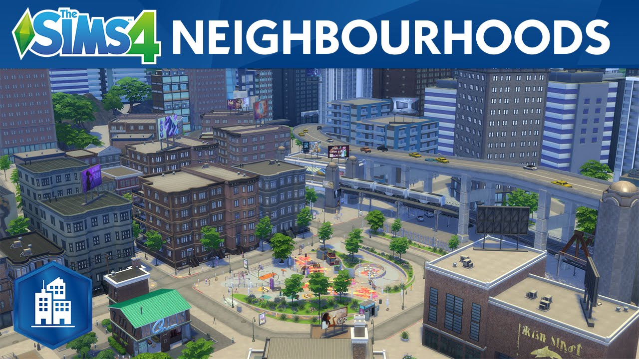 The Sims 4 City Living: Official Neighbourhoods Trailer