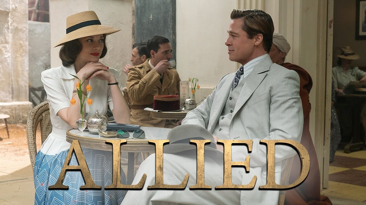 Allied | Trailer #1