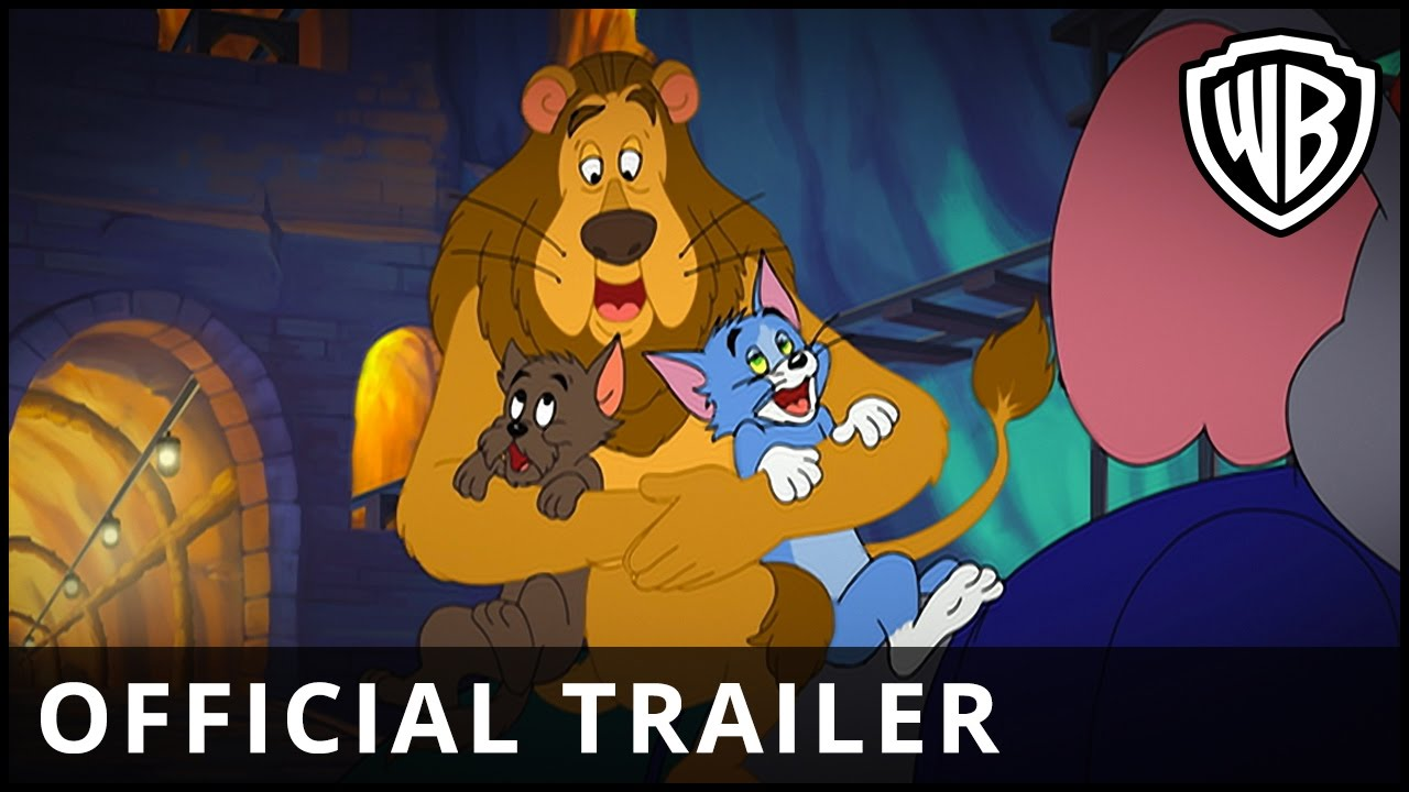 Tom and Jerry: Back to Oz - Official Trailer