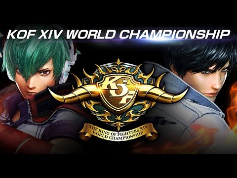 THE KING OF FIGHTERS XIV World Championship Trailer