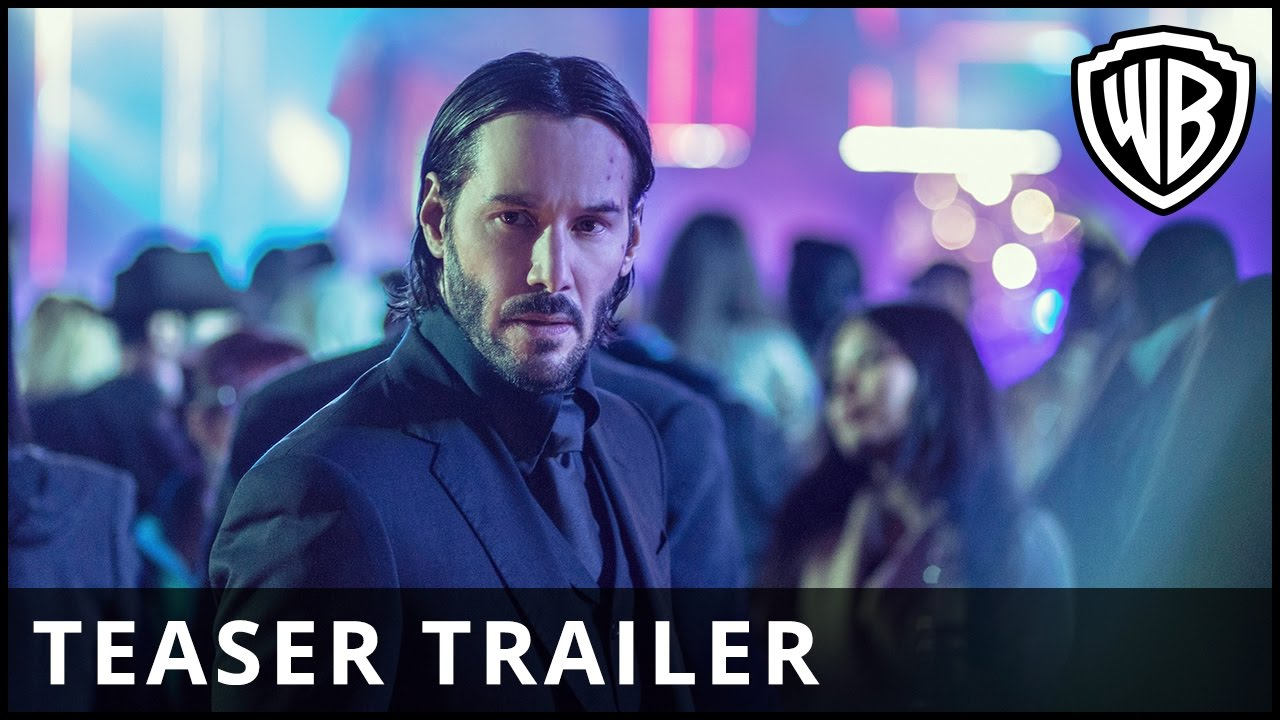 John Wick: Chapter 2 – Teaser Trailer