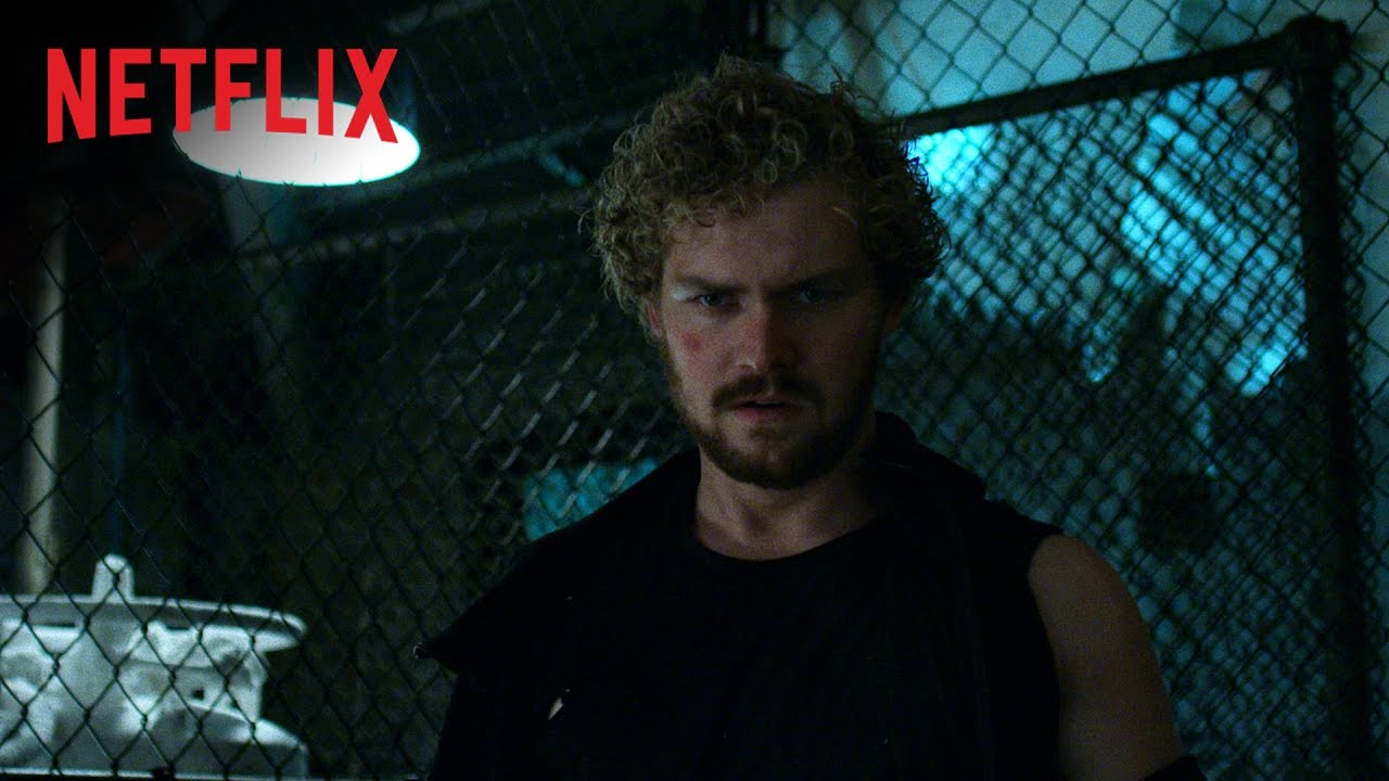 Marvel's Iron Fist | NYCC Teaser Trailer [HD]
