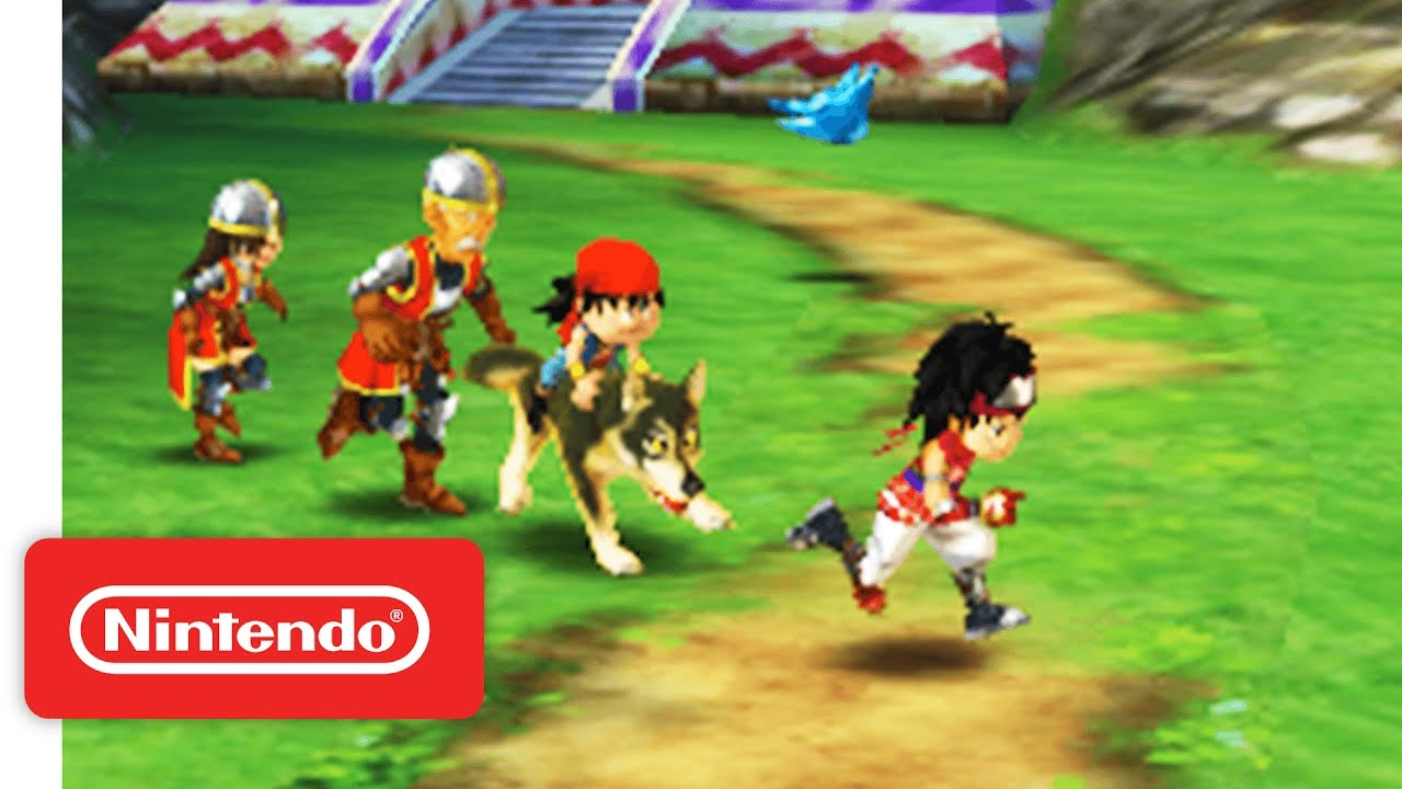 Dragon Quest VII: Fragments of the Forgotten Past - Accolades Trailer