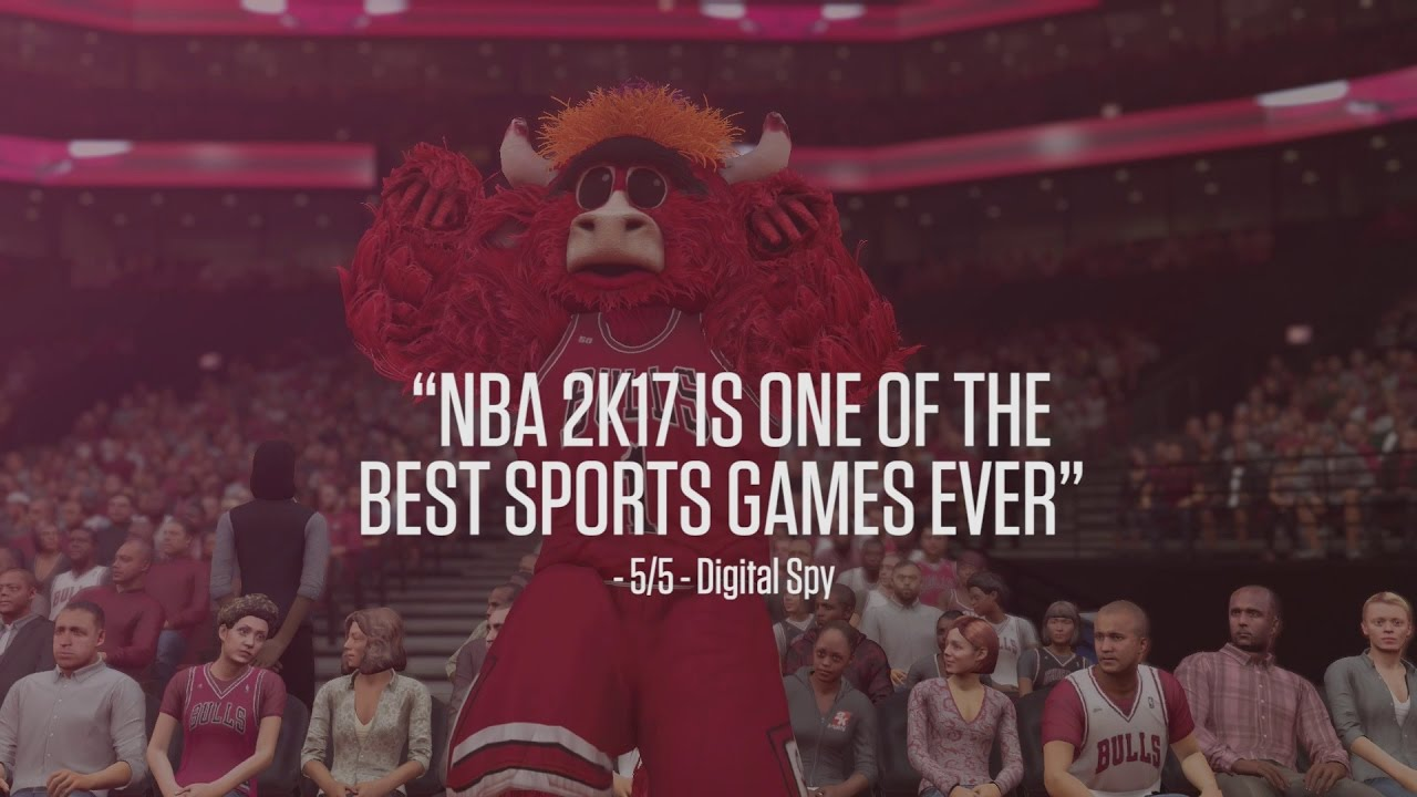 NBA 2K17 - Accolades Trailer