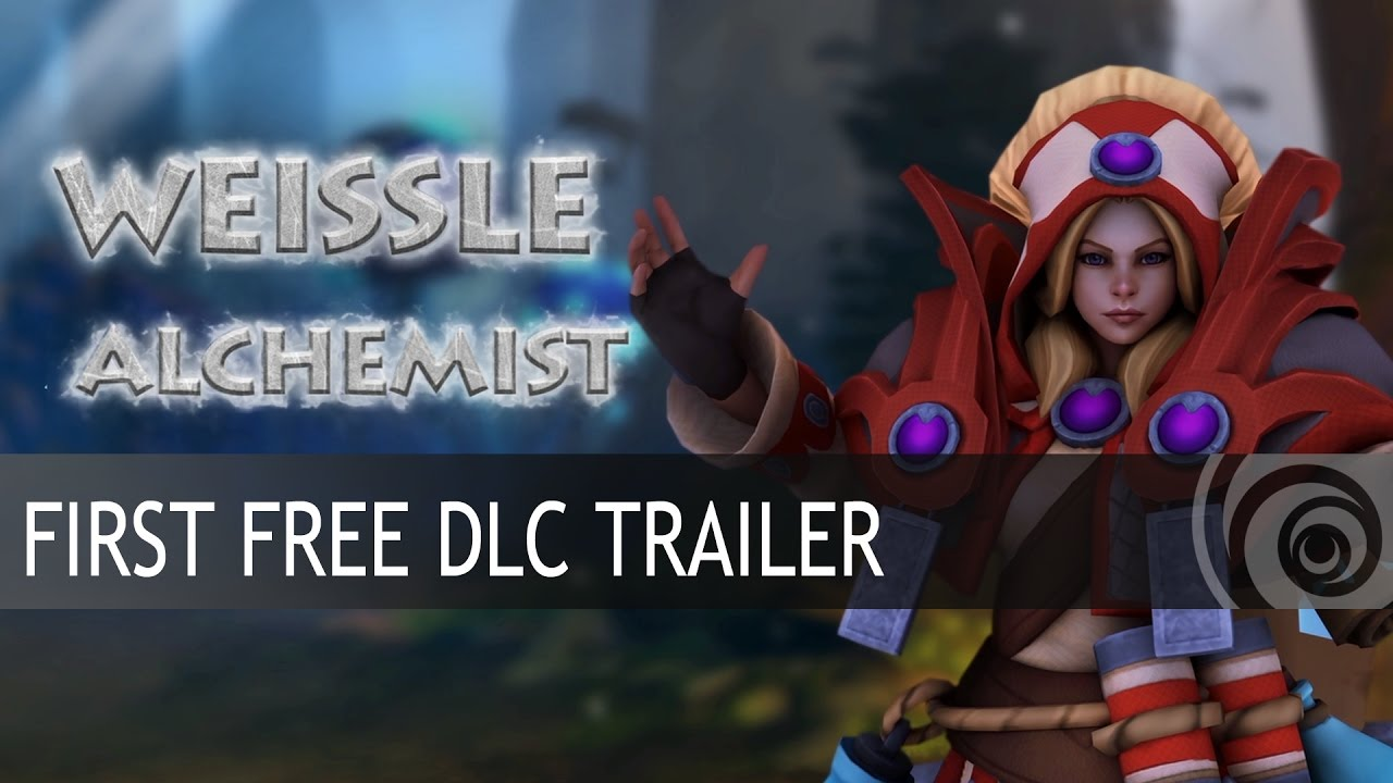 Champions of Anteria: Weissle the Alchemist Trailer